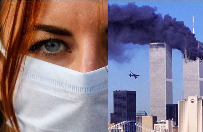 Co má společného COVID-19, 11. září a tvoje zadnice?